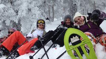 Snowshoe Hike in Madrid - Private (1-2 pax), Madrid, Hiking & Camping