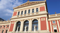 Vienna Mozart Evening: Gourmet Dinner and Concert at the Musikverein, Vienna, Hop-on Hop-off Tours