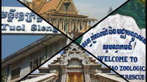 5Days Phnom Penh Package Tour, Phnom Penh, Day Trips