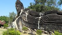 Full day Buddha Park, friendship bridge, lunch on local cruise with city tour, Vientiane, Cultural ...