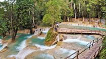 Full Day City Tour and Tad Sae Water Fall (lunch and dinner included), Luang Prabang, Full-day Tours