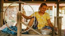 Full day Silk Island and Phnompenh City Tour with lunch and dinner, Phnom Penh, Day Trips