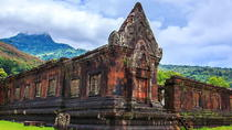 Full Day The World Heritage Site, Wat Phu, Lunch, City Tour, Pakse, Day Trips