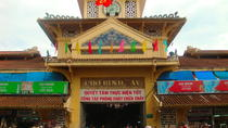Half-Day Chinatown, Ba Thien Hau Temple and Ben Thanh Market Tour in Ho Chi Minh City, Ho Chi Minh ...