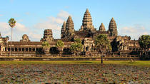One day Angkor tour with lunch and dinner, Siem Reap, Day Trips