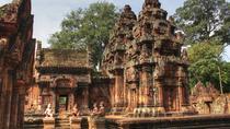 One day Banteay Srei, Phnom Kulen, Beng Mealea with lunch, Siem Reap, Day Trips