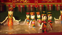 One Day Sightseeing Trang An Hoa Lu &Thang Long castle & Water Puppet & Vietnamese Dinner, Hanoi, ...