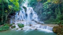 One day Solf trekking from Longlao Village to Kuangsy water fall, Luang Prabang, Hiking & Camping