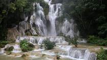 One day Solf trekking from Longlao Village to Kuangsy water fall, Luang Prabang, Day Trips