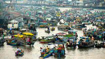 One day visit Mekong Cai Be Floating Market with lunch, Ho Chi Minh City, Market Tours