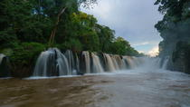 Pakse - Tad Phasuam - Tad fane or Tad Yeuang - Pakse or VV, Pakse, Day Trips