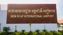 Private Airport to Hotel One Way Transfer with VIP Visa Service, Siem Reap, Airport & Ground ...