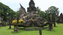 Private Car and Guide (till 400 km outside of the city, 8 H) full day in vientiane, Vientiane, ...