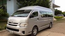 Private Car and Guide (within the city 8 H ) full day, Pakse, Private Sightseeing Tours