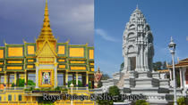 Private Full Day City Tour with Tuol Sleng and Killing Fields Tour, Phnom Penh, Day Trips