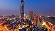 Saigon City Night Tour Including Bitexco Tower Entry and Dinner, Ho Chi Minh City, Night Tours