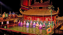 Water puppet show Tour including dinner, Ho Chi Minh City, Day Trips