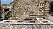 Herculaneum Private Walking Tour, Naples