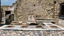 Privater Spaziergang durch Herculaneum, Naples, Private Sightseeing Tours