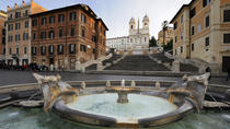 Walk Downtown Rome, Pantheon, Trevi and Spanish Steps, Rome, Bus & Minivan Tours