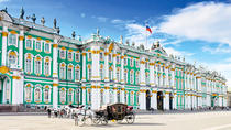 2 Day Comprehensive Tour: Visa-Free Saint Petersburg Shore Excursion, St Petersburg