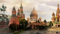 Small Group Visa Free St Petersburg and Moscow 3 Day Grand shore excursion, St Petersburg, Ports of ...