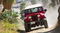 San Andreas Fault Small-Group Jeep Tour from Palm Desert, Palm Springs, 4WD, ATV & Off-Road Tours