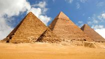 Private Sightseeing Tour of Giza Pyramids and Sakkara, Cairo, Private Sightseeing Tours