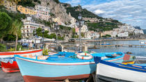 Amalfi Coast Sail and Drive from Sorrento, Sorrento, Full-day Tours