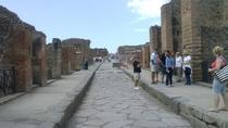 Pompeii Half Day Exploration Tour, Sorrento, Half-day Tours