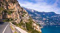 Scenic Amalfi Coast Drive from Castellammare and Pompeii, Pompeii, Day Trips