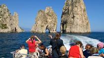 Sorrento Coast Yacht Cruise with Capri Island, Sorrento, Day Cruises