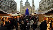 Budapest Christmas Market Tour with Winetasting