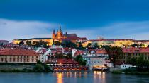 Prague by Night: Small-Group Walking Tour and Vltava River Cruise, Prague