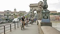 Private Budapest Bike Tour with Cafe Stop, Budapest, Day Cruises