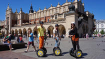 Private Tour: Segway-Tour in Krakau mit Altstadt, optionaler Podgórze-Besuch, Krakow, Private Sightseeing Tours