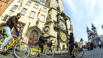 Small-Group Prague Bike Tour Including Old Town, Vltava River and Wenceslas Square, Prague, Segway ...