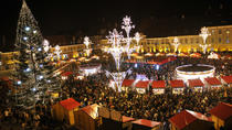 Full-Day Brasov Christmas Market Tour from Bucharest, Bucharest, Day Trips