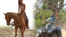 ATV and Pacific Horseback Riding Combo Tour, Los Cabos