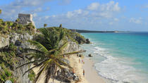 Tulum Archaeological Site Snorkel underground river and gourmet beach side lunch, Tulum, Snorkeling