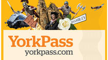 The York Pass Including Hop-On Hop-Off Tour, York