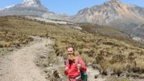 ILINIZAS VOLCANO PRIVATE HIKING TOUR, Quito, Hiking & Camping