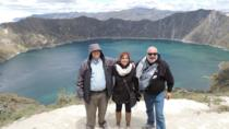 Quilotoa Crater LAke and Indian Market Private Tour, Quito, Market Tours