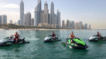 Mina Seyahi Tour, Dubai, Waterskiing & Jetskiing