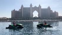 Palm Jumeirah Jetski Rental Tour, Dubai, Waterskiing & Jetskiing