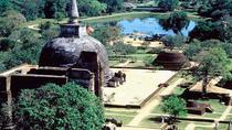 Private Half Day Tour: Polonnaruwa Gal Vihara and Ruins City, Sri Lanka central