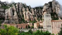 8-hour Private Tour Montserrat and Winery Visit from Barcelona with Lunch and Transportation,...