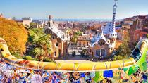 Private Barcelona Exclusive Tour door Minibus en persoonlijke expertgids, Barcelona, Private Tours