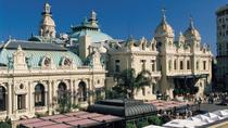 Private Half-day Trip: Monaco and Monte Carlo from Nice by Minivan, Nice, Bus & Minivan Tours