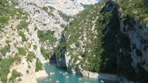 Private Tour: Verdon Gorge, Castellane and Moustiers Day Trip from Cannes, Cannes